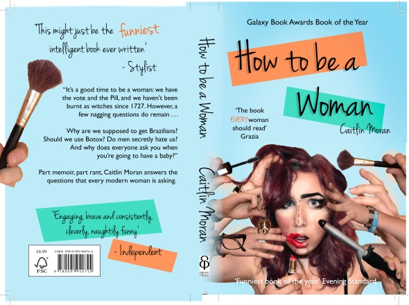 How to be a Woman Cover 2